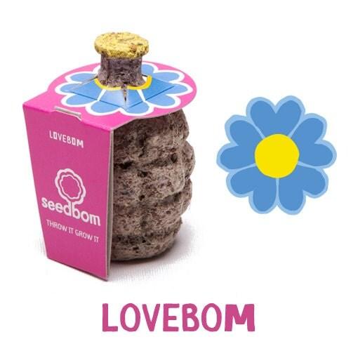LoveBom (Forget-Me-Not)