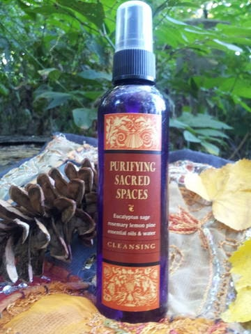 Purifying Sacred Space Spray