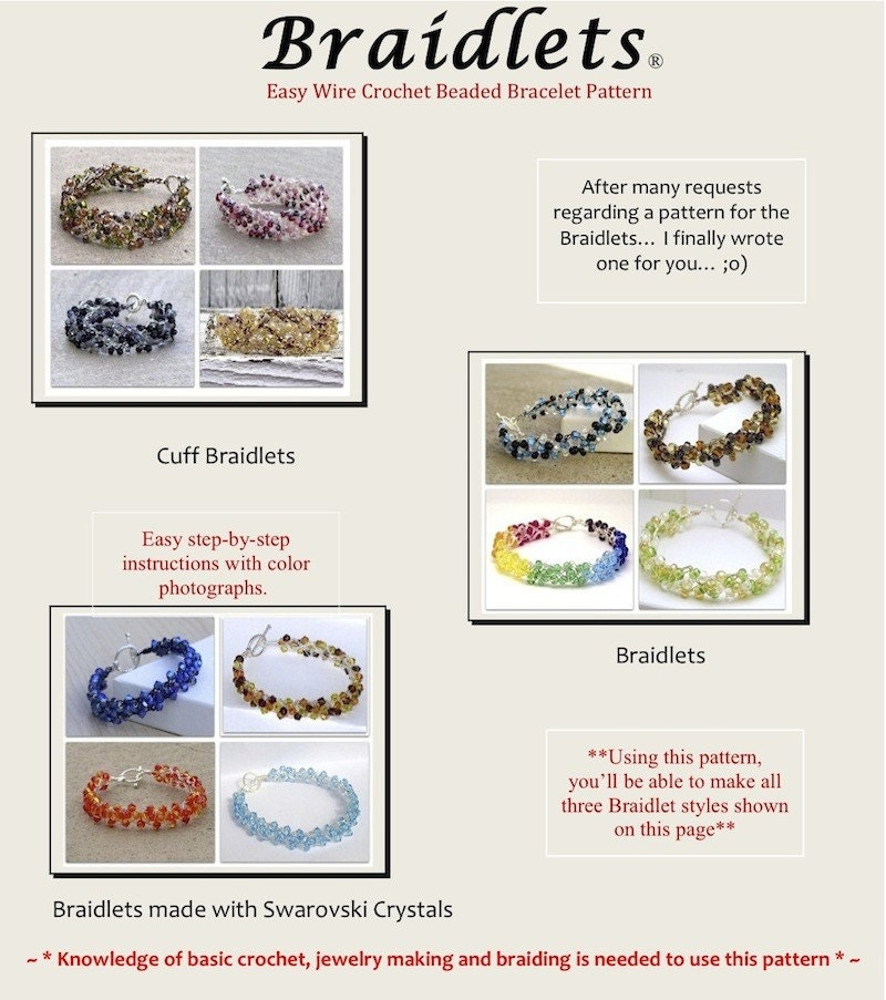Bead Crochet - How Do You Start Your Bead Crochet Ropes? - Daily