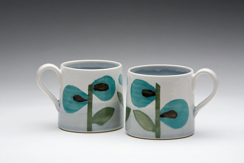 Set of 2 Stem Mugs: Liz & Alex Wedding Registry