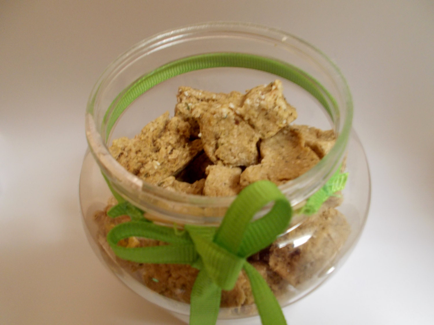 Crazy Crunchy Catnip Cookies By LSM Creation -  Tuna and Catnip Cat Treat