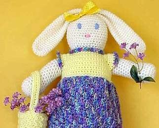 PLASTIC BAG KEEPER Crochet Pattern - Free Crochet Pattern