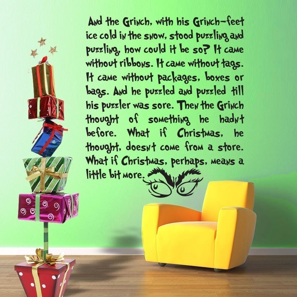 Grinch quote quotes pinterest