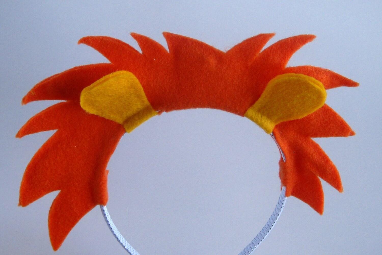 Lion Mane Headband