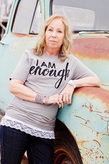 I am Enough - Organic T