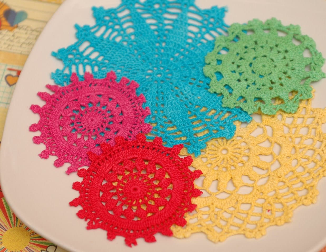 DOILY BRIGHTS - bella collection 5