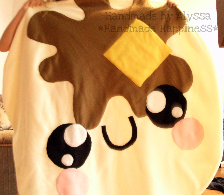 Pancake blanket