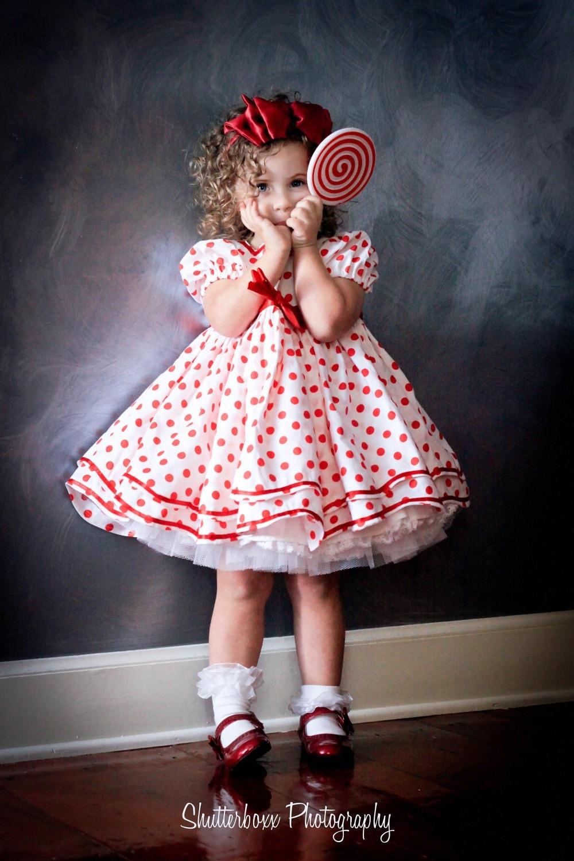 Как сшить платье на 1 год своими