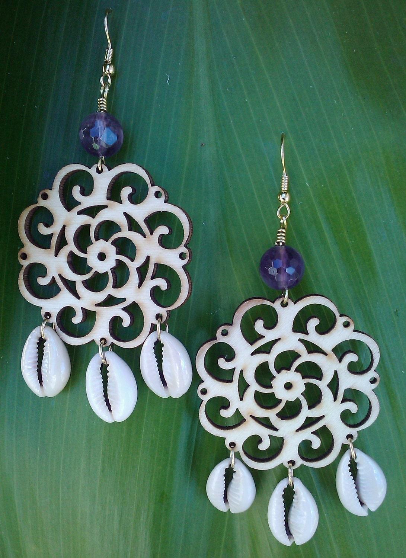 May Bloom Earrings