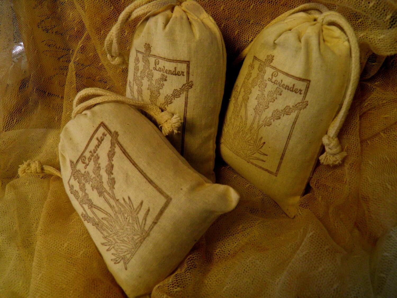 3 сумки - Лаванда - Лаванда - Лаванда - французский Почки для вашего ремесла (0369Trio)