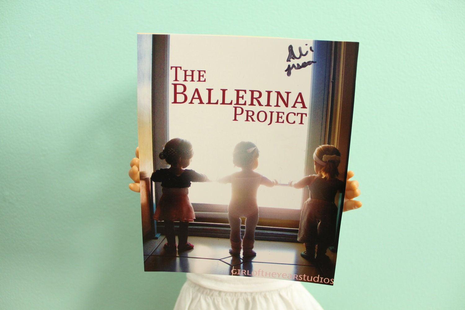 The Ballerina Project: Autographed Poster