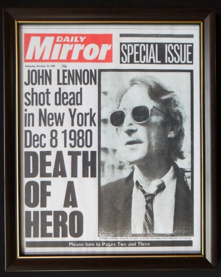essays on john lennon Read this essay on john lennon come browse our large digital warehouse of free sample essays get the knowledge you need in order to pass your classes and more only at termpaperwarehousecom.