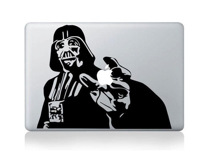 Star Wars----Mac Decals Macbook Stickers  Macbook Decals Pro Air iPad