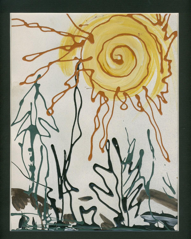 Good Day Sunshine - RoArt