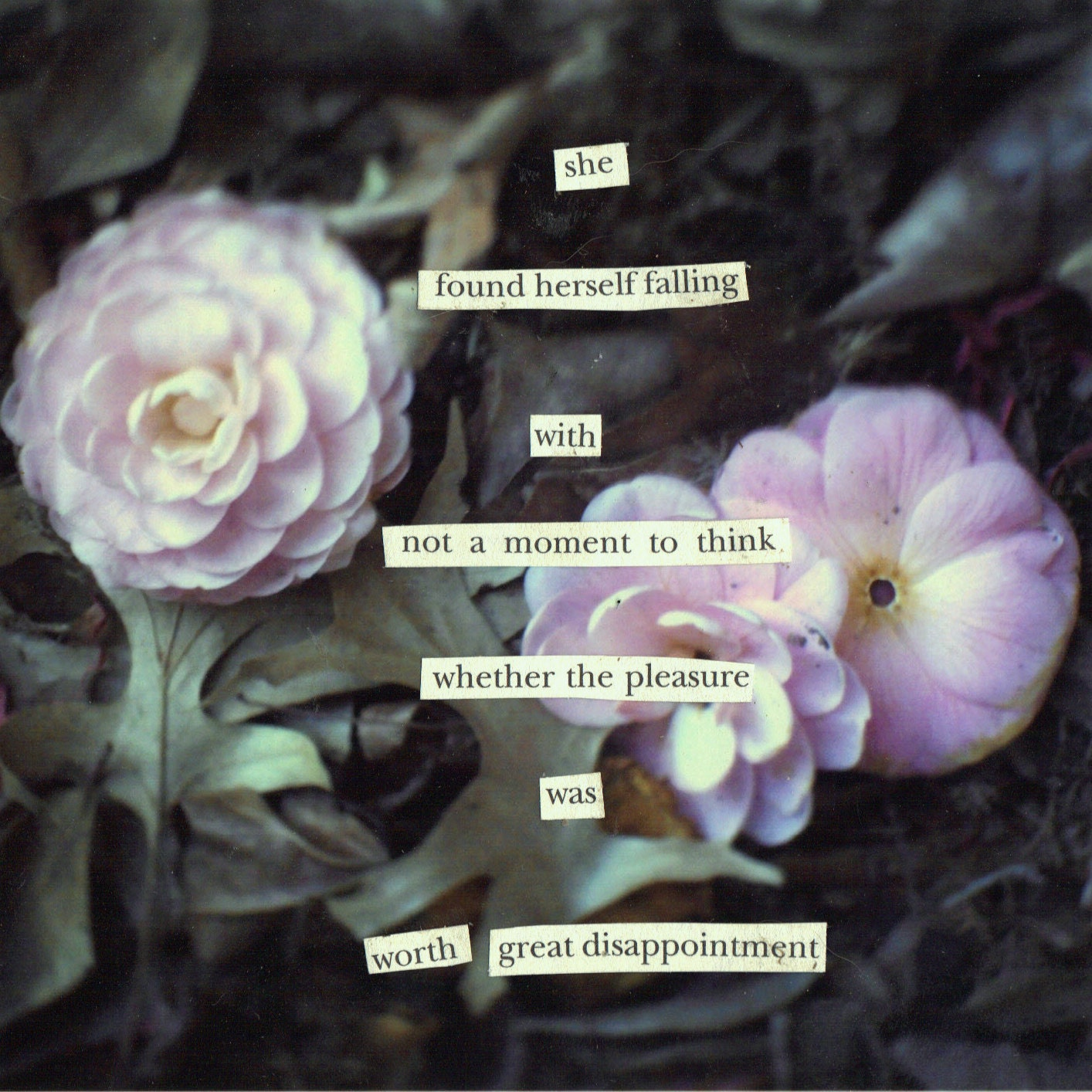 picture poetry no.6