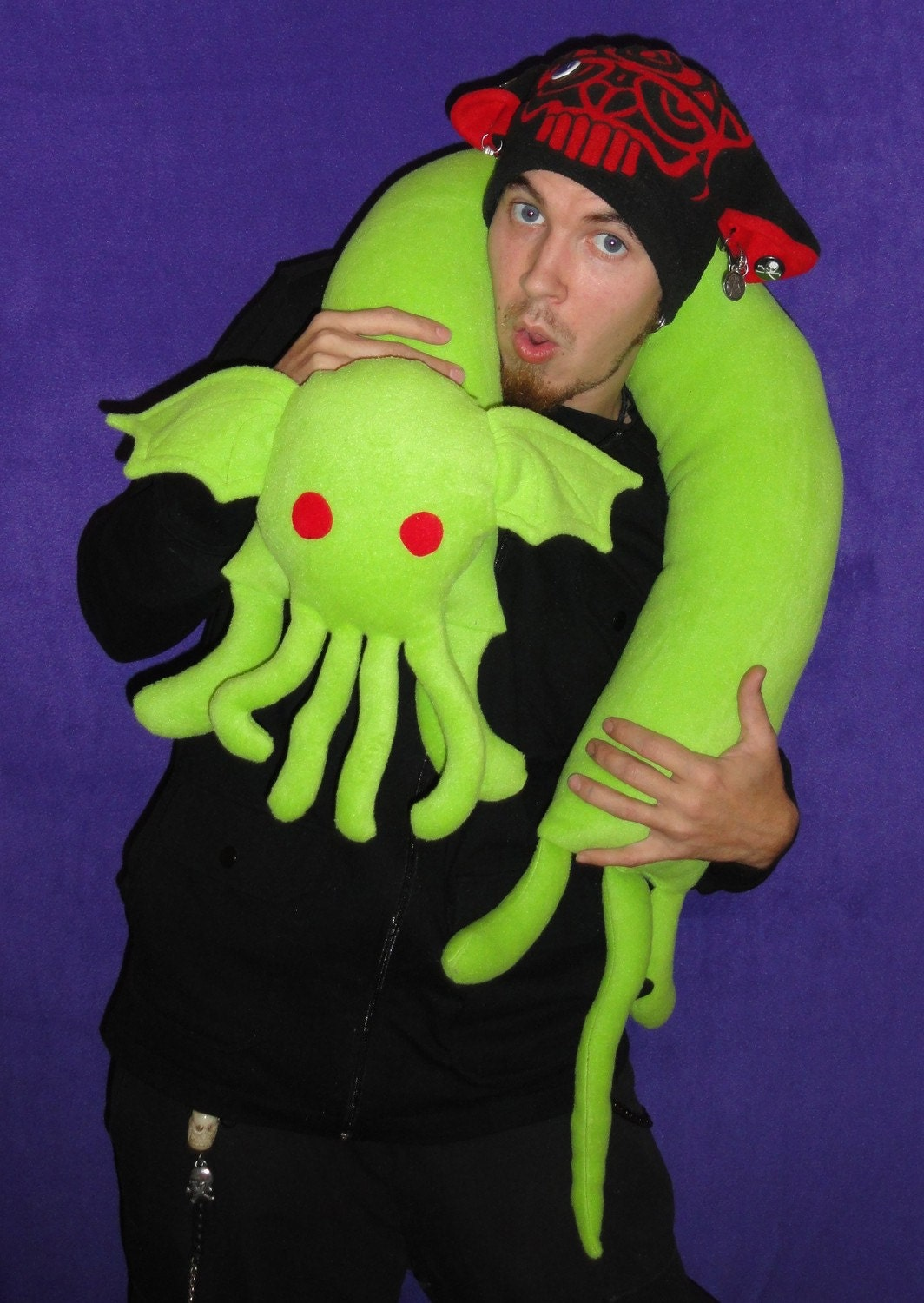 coussin cthulhu