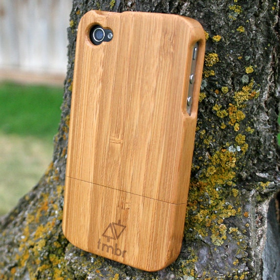 Bamboo iPhone Case by Tmbr Wood
