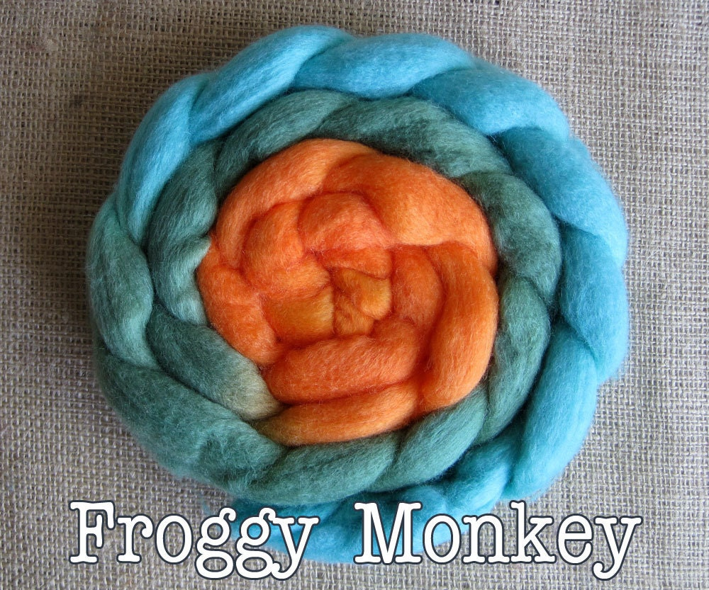 Froggy Monkey Colorway