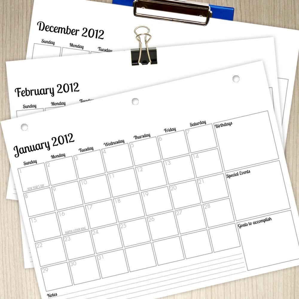 "... for ""September 2012 Calendar Printable/page/2"" – Calendar 2015"
