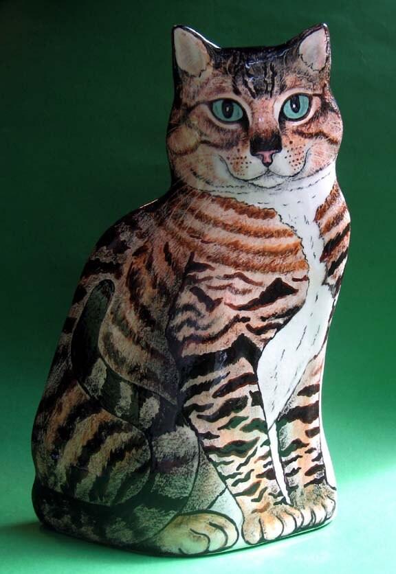 custom cat memorial urn