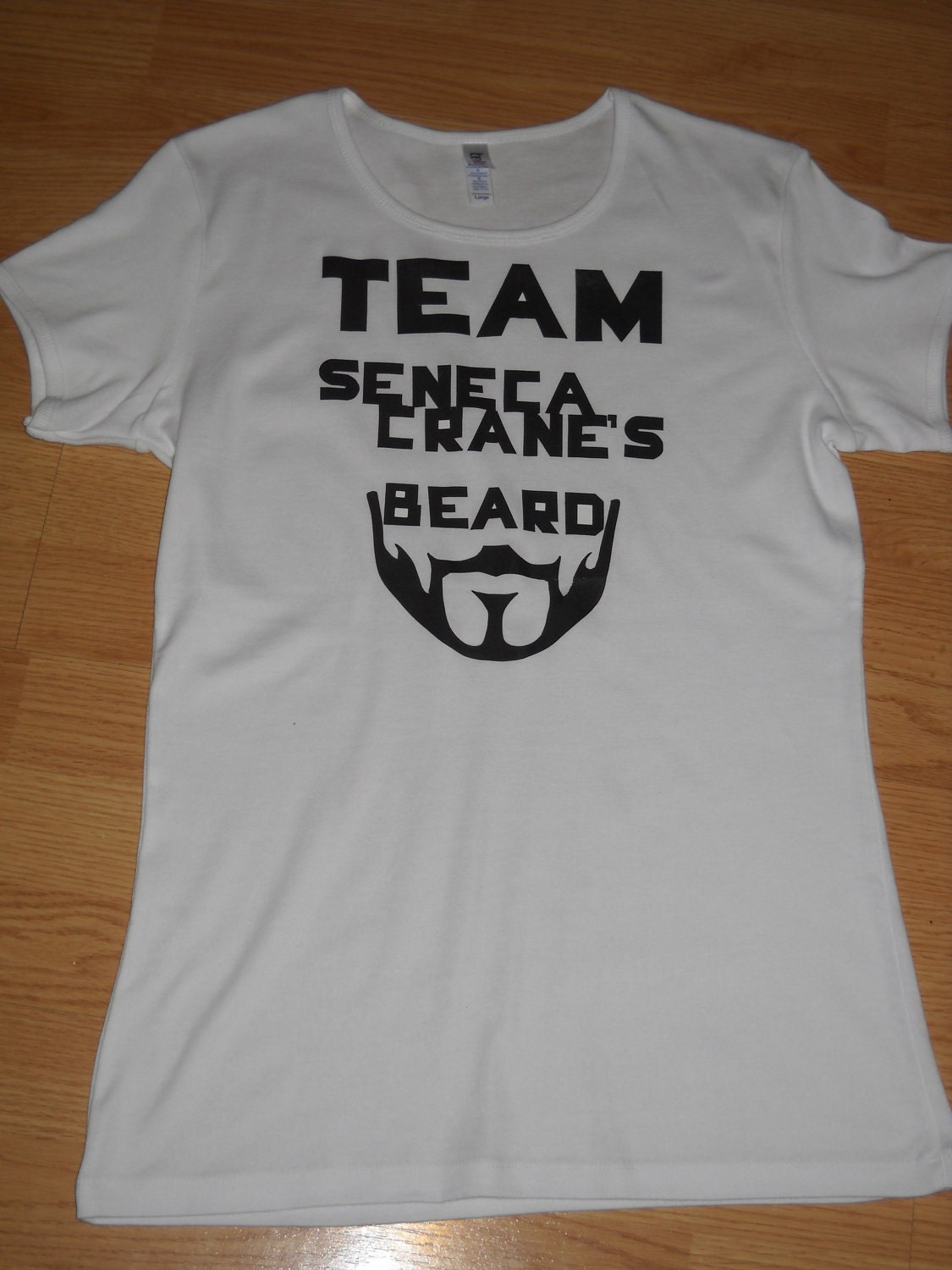 Team Seneca Crane's Beard - Hunger Games shirt ((Sm-XL / 2 Shirt styles))