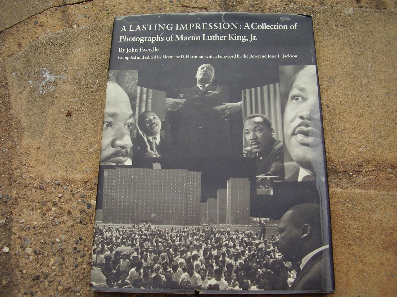 Vintage Book A Lasting Impression