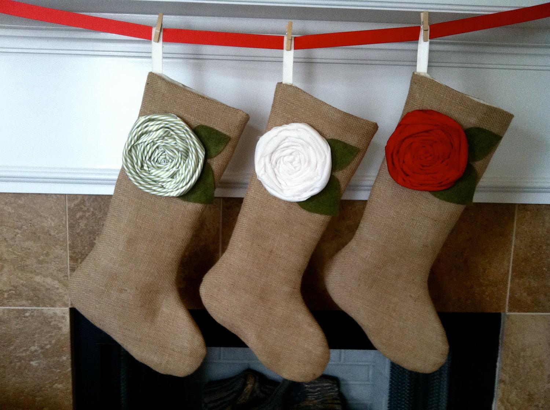 christmas stocking, holiday stocking, homemade stocking, stocking stuffers, christmas sock, unique stocking