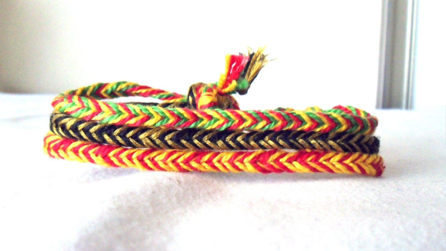 braided friendship bracelet instructions