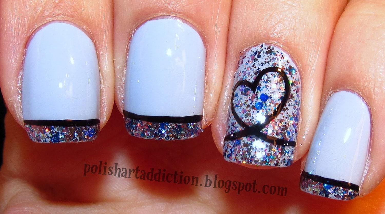 Shimmer Nail Polish - Leslie