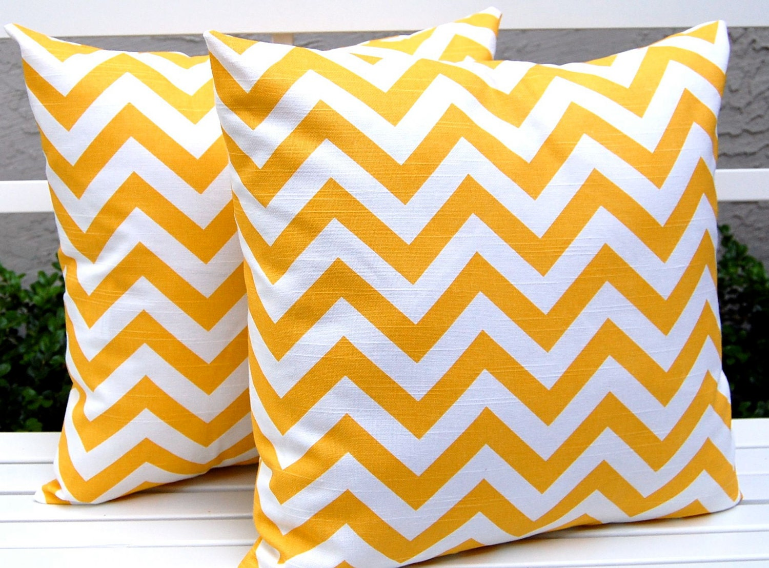 MEMORIAL DAY SALE Chevron Pillows Throw by FestiveHomeDecor