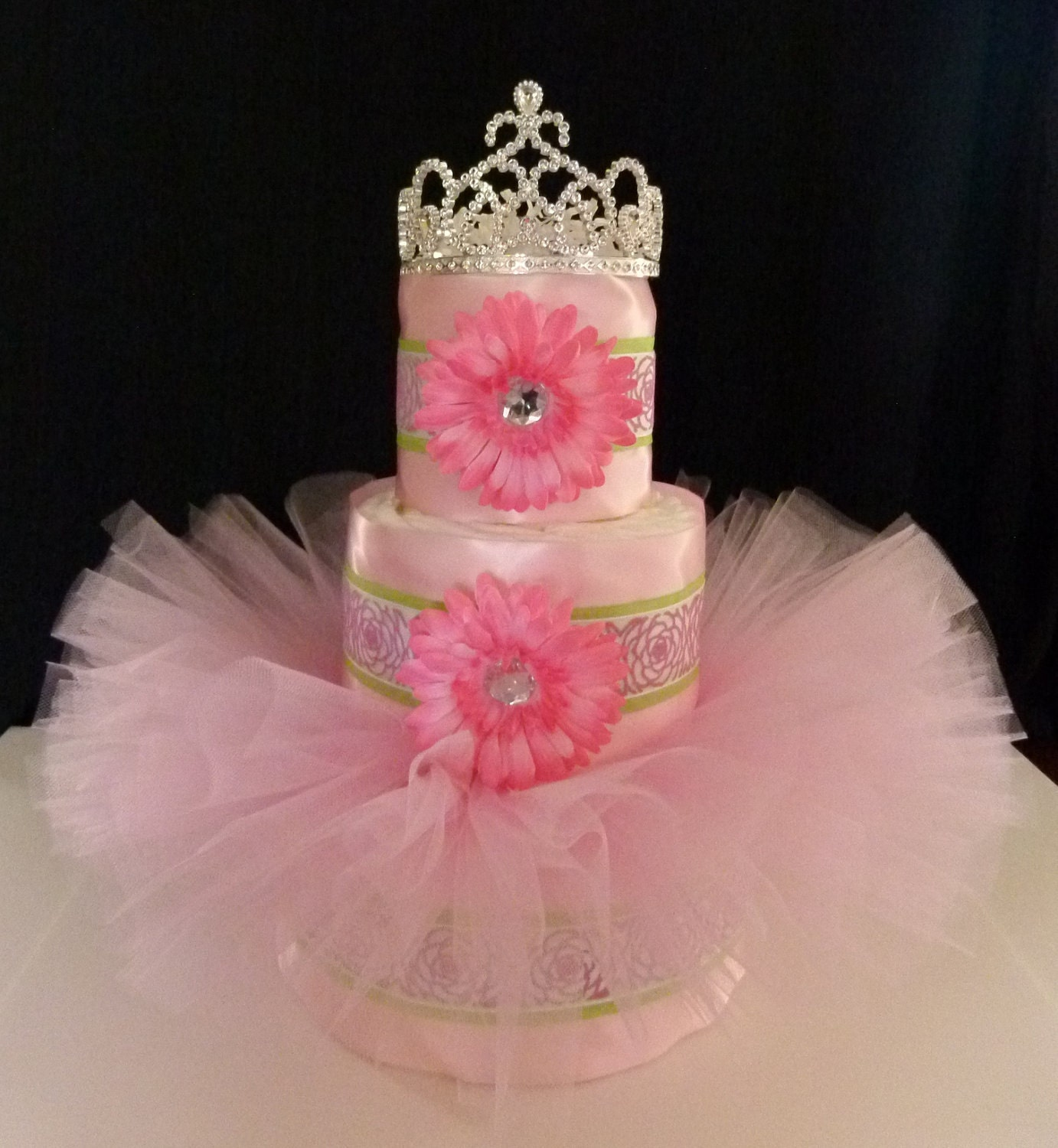 tiara baby shower tutu baby shower decorations cake tutu baby shower