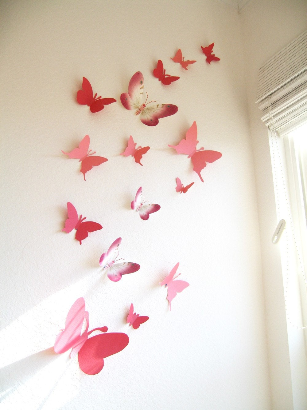 Wall Decor Paper Rumah Minimalis