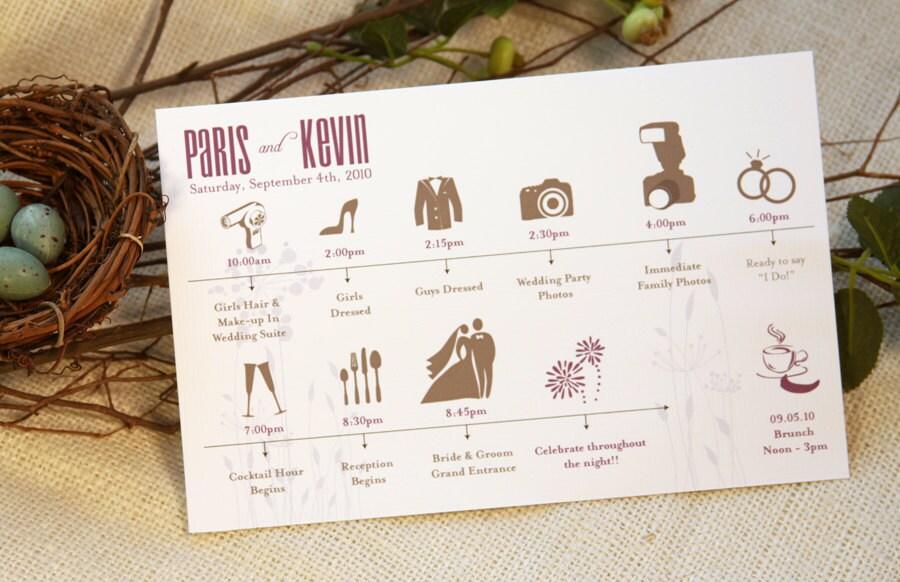 Tony's blog: circle invitations dot circle wedding ...
