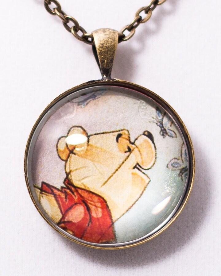 Delightful Winnie the Pooh Pendant