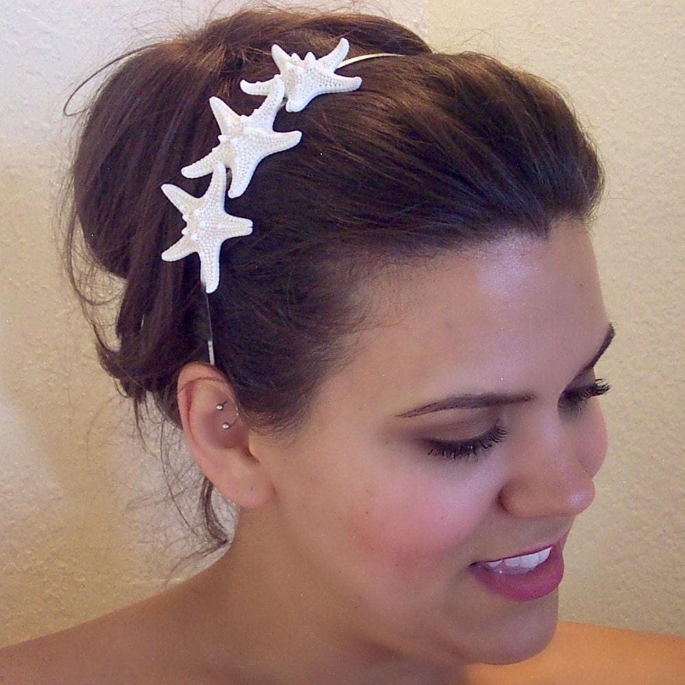 Реальная головная повязка Морская звезда - Три узловатые Starfish
