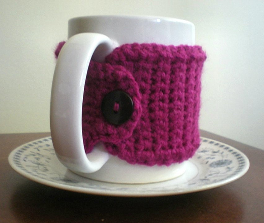 Crochet Mug Cozy - Made to Order