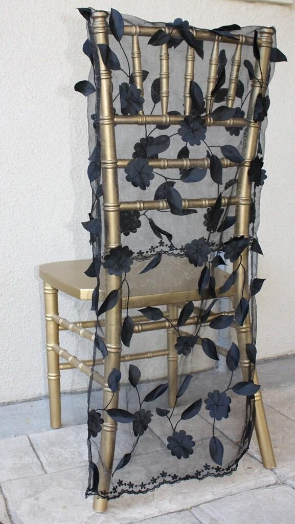 Wedding Chair Cover for Chiavari Chair