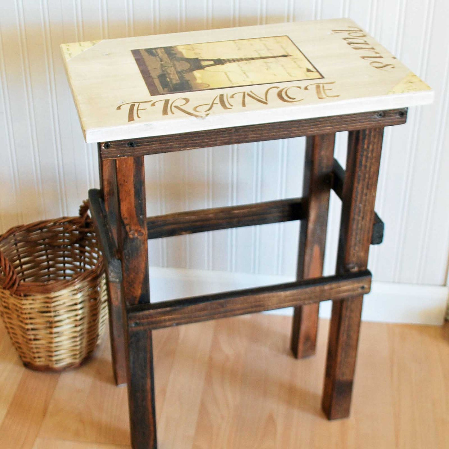 Paris side table-end table-nightstand