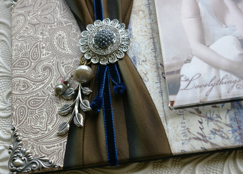 Picture Frame, декоративные, ручной работы, шоколадно-коричневый и синий Сапфир, искусно разработанные для вашего фото