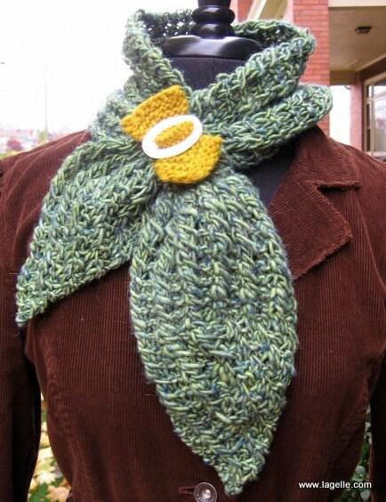Lagelle's Le Petie scarf - Lagelle