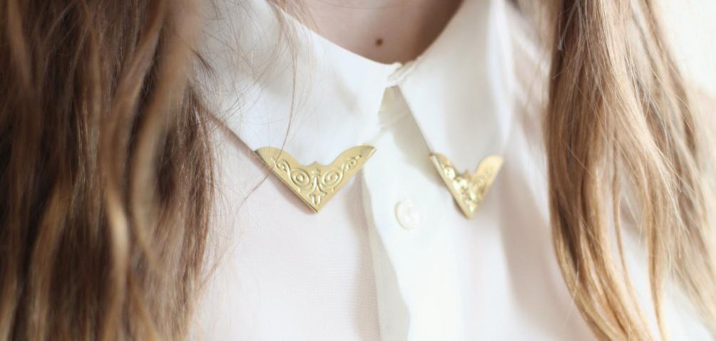 Clip de col / collar tip