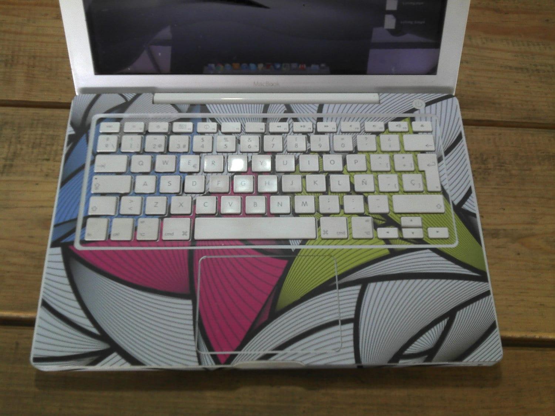 skin macbook stripes glaubenskins inner & outer skins, also keyboard