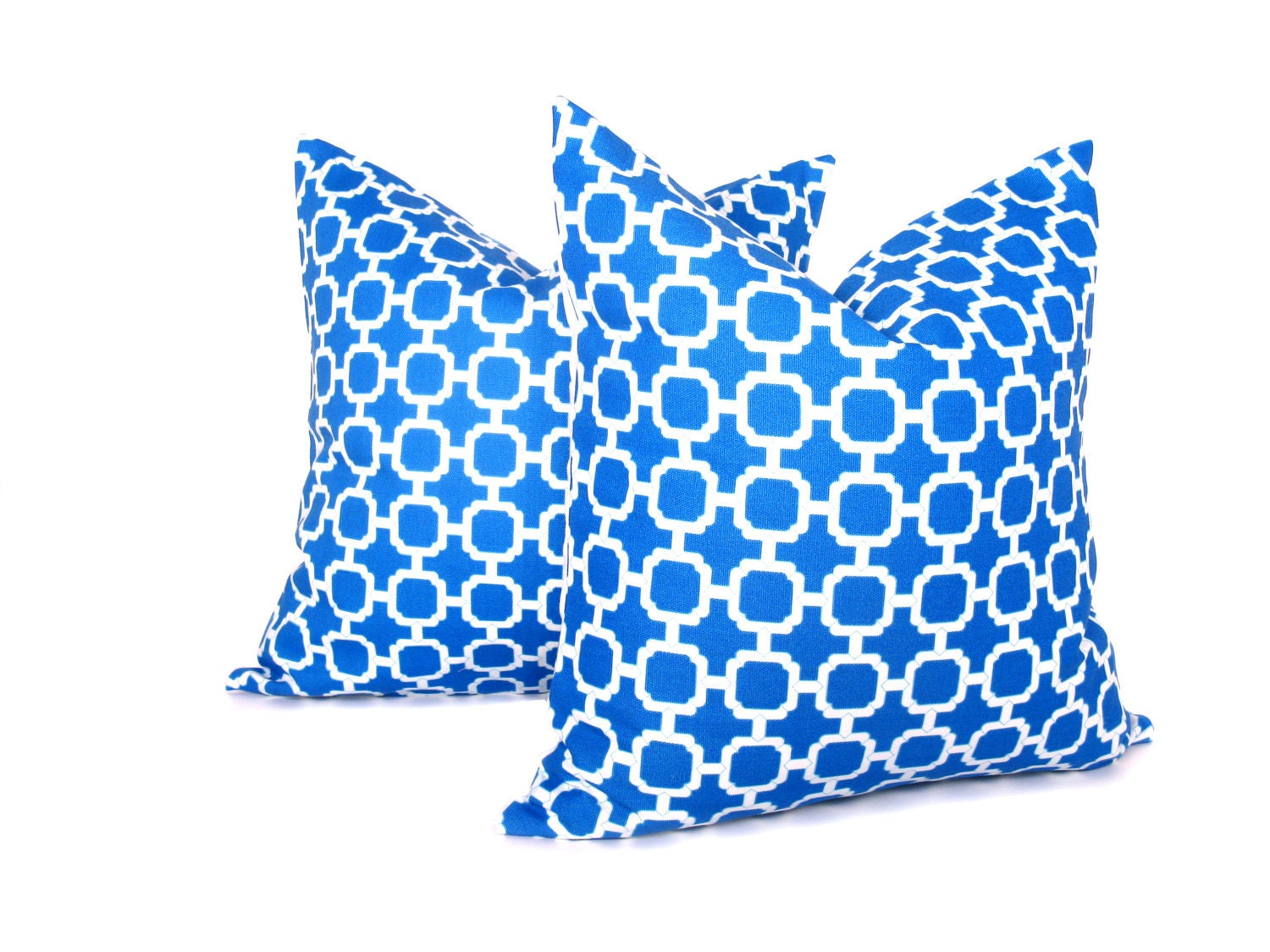 Decorative Pillows Blue : 301 Moved Permanently