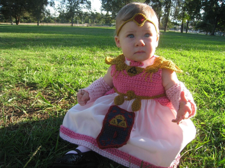 cosplay bébé Zelda