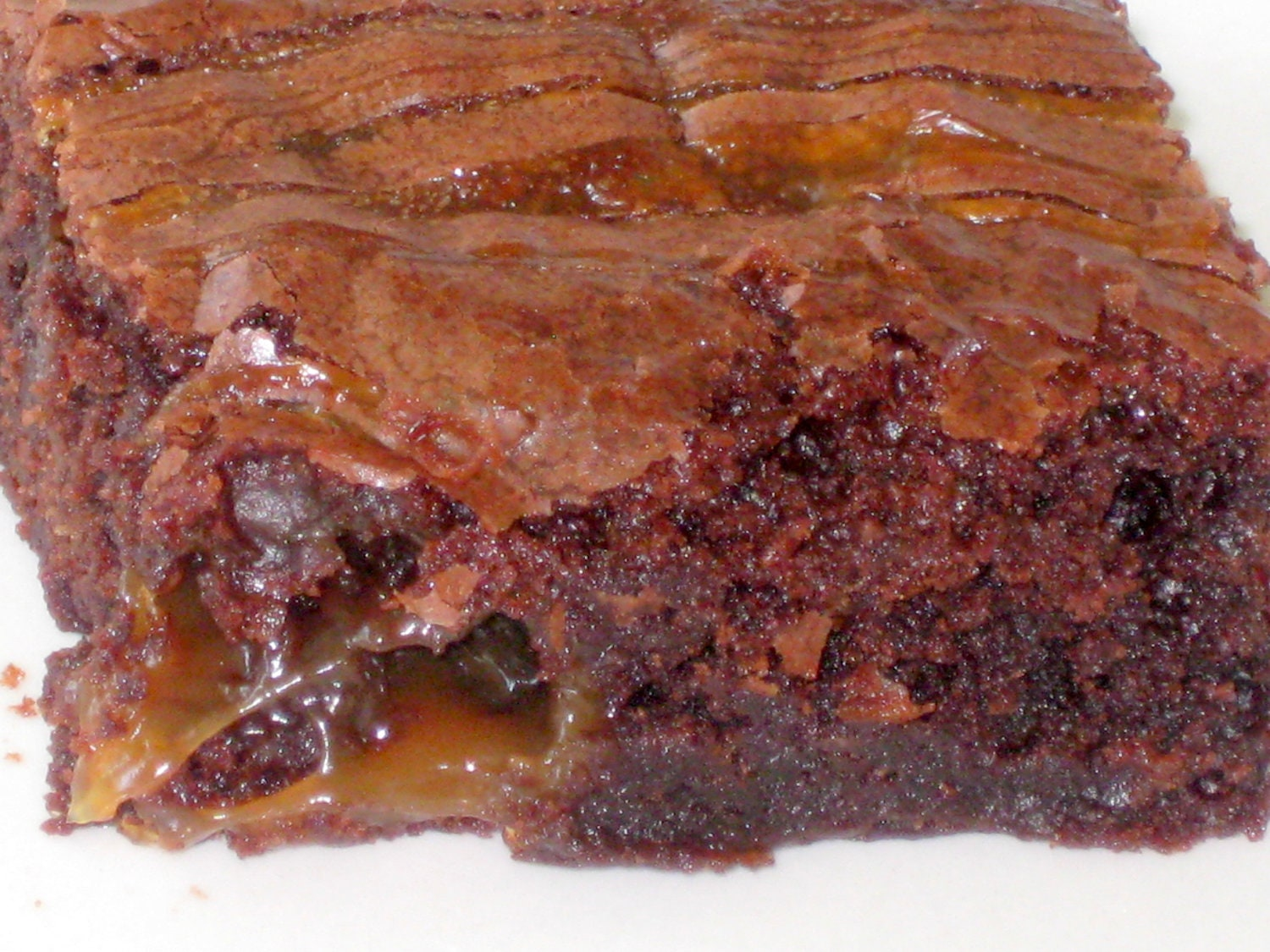 brownies gimme a warm fudgy brownie fudgy salted caramel brownies ...