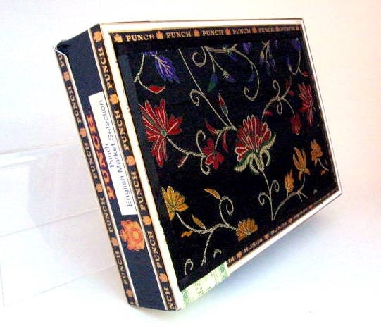 Oriental Eden Cigar Box Purse