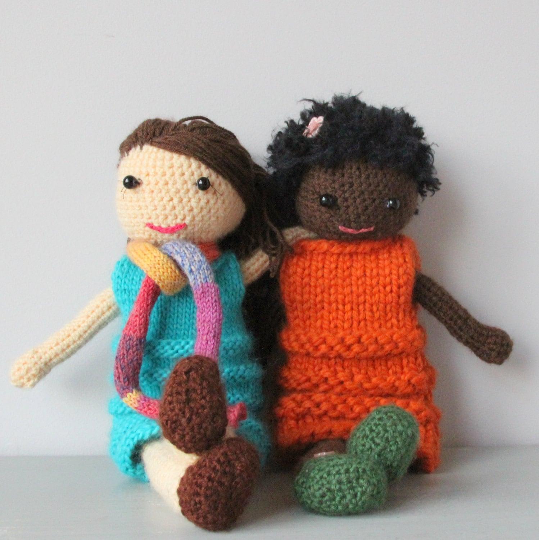 Crochet Dolls - Celeste