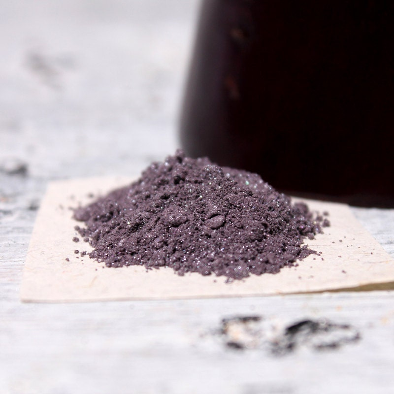Eggplant - Vegan Mineral Eyeshadow - nakedelements