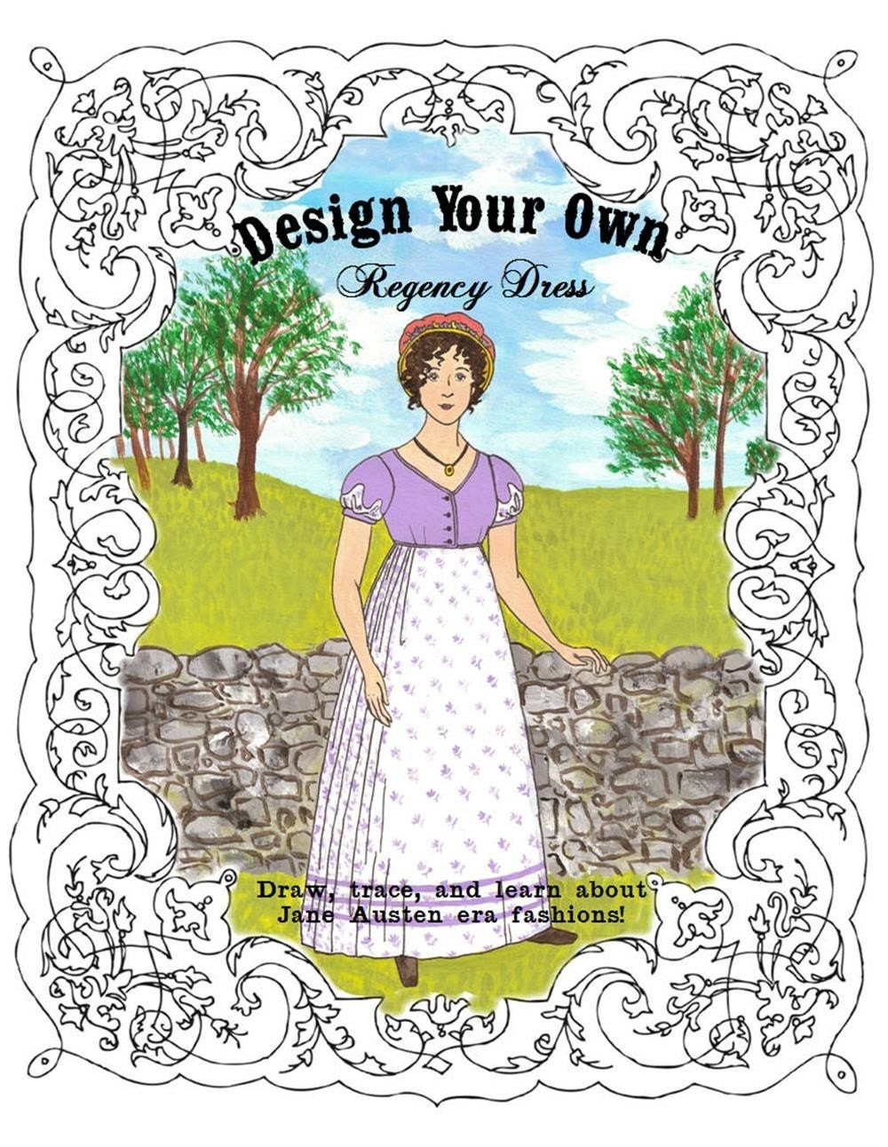 Design Your Own Regency Dress Kit