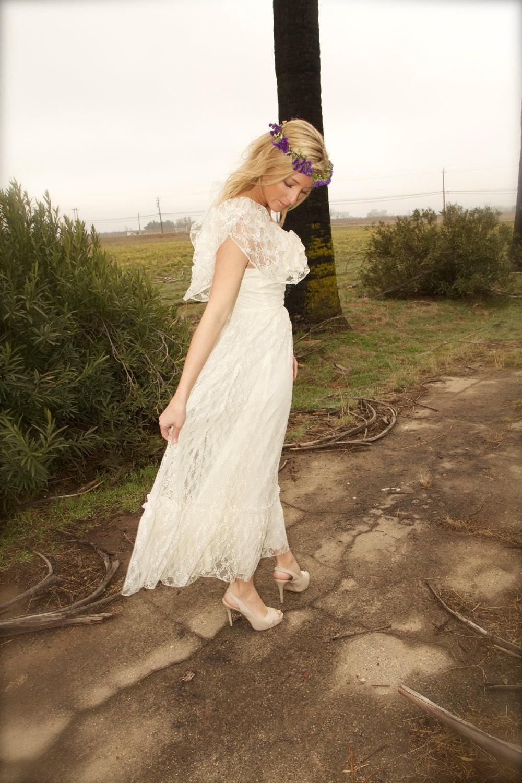 Wedding Dresses Bohieman Hippie Vintage Wedding Dresses